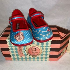 Chocolitias little girls Mary Jane shoes